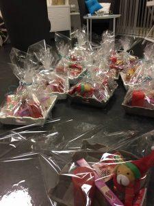 kerstpakketten voor cliënten